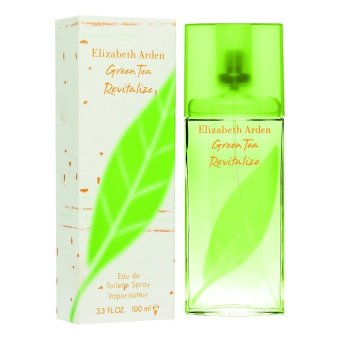 Elizabeth Arden Green Tea Revitalize Eau de Toilette for Women100ml