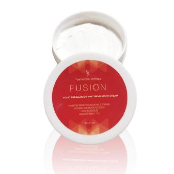 Fairness&Flawless Fusion Kojic Papaya Body Whitening Nightcream