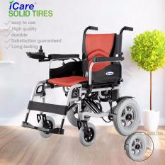 Icare E320 Electric Wheelchair Solid Wheel