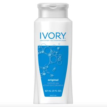Ivory Scented Body Wash (Original) 621ml