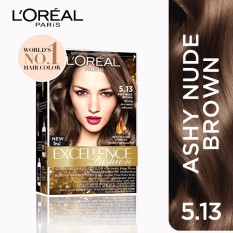 L Oreal Paris Excellence Fashion Hair Color 14g No 5 13 Ashy Nude Brown