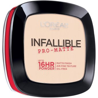 L'Oreal Paris Infallible Pro-Matte Face Powder 9g / 0.31oz (#100 Porcelain)
