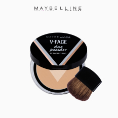 Maybelline V-Face Duo Powder - Medium Dark Philippines
