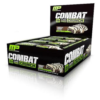 Musclepharm Combat Crunch Chocolate Coconut 12 bars/box