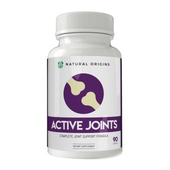 Natural Joint Support - Anti-Inflammatory Joint Pain Relief