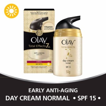 Olay Total Effects 7 In 1 Day Cream Normal SPF15 50g