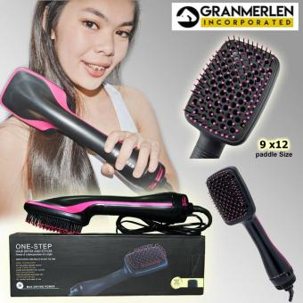 ONE STEP Hair Dryer and Straightener- Pro Collection