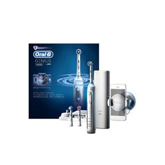 Oral-B Genius 8000 Electric Rechargeable Toothbrush - intl