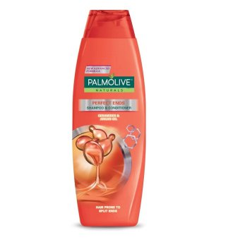Palmolive Naturals Perfect Ends Shampoo (hair prone to split ends) 180ml