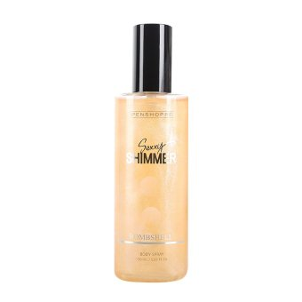 Penshoppe Sexxy Shimmer Bombshell Body Spray 150ml (Gold)