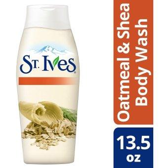 St. Ives Oatmeal Shea Butter Body Wash 13.5oz