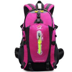 PHP 3.689. 40L Waterproof Outdoor Hiking Backpack Trekking Camping Travel Bags Pack Climbing Backpack Knapsack - intlPHP3689