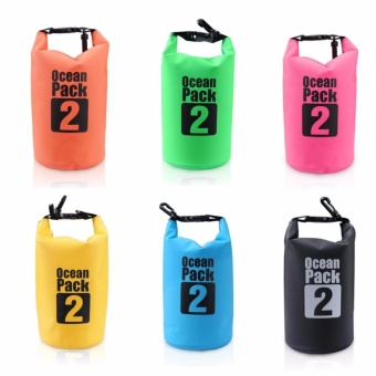 GS Heavy Duty Ocean Pack Waterproof Dry Bag 2L