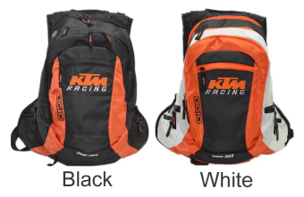 KTM motorcycle backpack motocross motorized waterproof coverbackpack outdoor camping hiking package bag