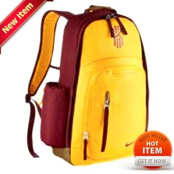 MENS BACK PACK NIKE KYRIE YELLOW SPORTS GYM SCHOOL MENS WOMENSBACKPACK BAG