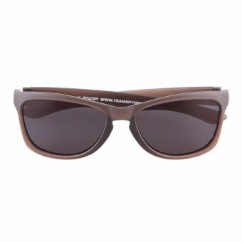 polarized eyewear  Spyder Lifestyle Eyewear Nixon 2 9S010 PZ (Matte Crystal Brown ...