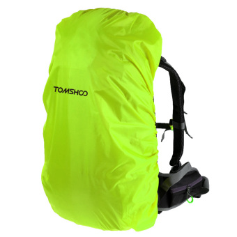TOMSHOO 40L-50L Backpack Rain Cover for Outdoor Hiking CampingTraveling- Intl