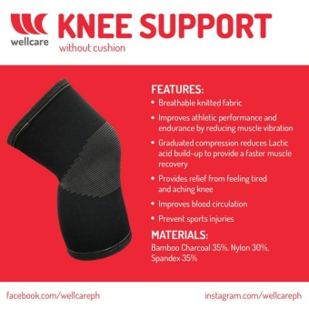 Wellcare Knee Support (Medium)