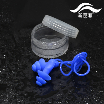 With rope diviing swimming earplugs waterproof earplugs