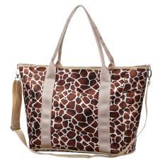 ... Bag Handbag Brown Intl 360dsc Fashionable Embossing Nubuck Leather Single Shoulder
