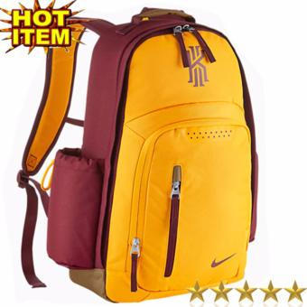 BACK PACK N-KYRIE YELLOW SPORTS GYM MENS WOMENS BACKPACK BAG