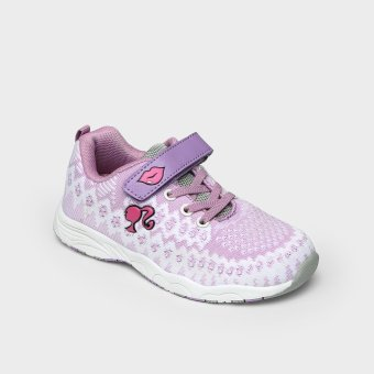 Barbie Girls 4BT-611138 Ashley Lavender Sneakers
