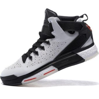 Basketball Shoes For D Rose 6 Boost Sneakers Men (White/Black) -intl