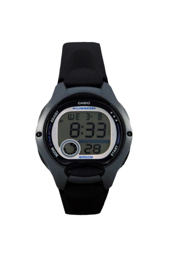 Casio womens black resin strap watch lq 139emv 7a lazada ph for Black resin ladies watch