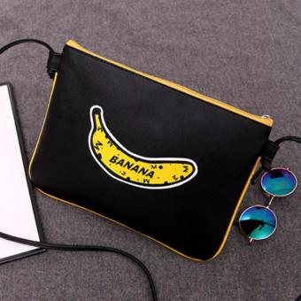 CLUTCH BAG / SHOULDER CROSSBODY BAG / WOMENS BAG / GS9 PIERSON[BANANA]