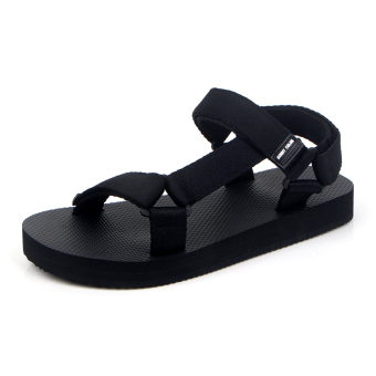 Couple's Roman female New style student I beach shoes sandals