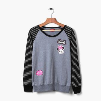 Disney Minnie Mouse Teens Sweatshirt (Blue)