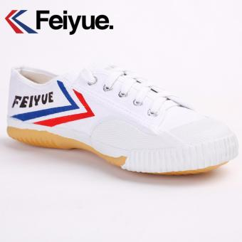Feiyue Retro Classic Running Shoes (White) - intl