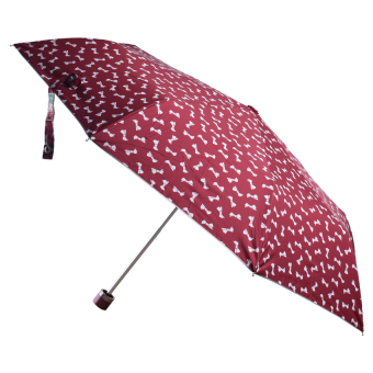 Fibrella UV Isolate F00380 (Ribbon in Red Background)