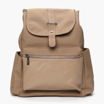 Grab Carrey Backpack (Beige)