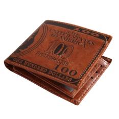 PHP 268. Grandwish Men fashion wallets PU leather ...