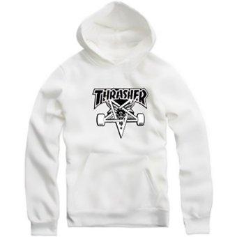 hequ thrasher brand hoodie men sweatshirt trasher hip hop hooded trasher felpe sudaderas hombre