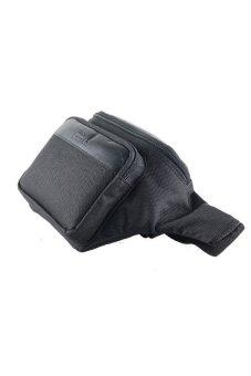 Hickok 38175 Essential Belt Bag (Black)