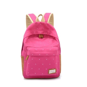 (Imported)BEST-HFHTRate Fashion School Backpack Women Children Schoolbag Back Pack Leisure Korean Ladies Knapsack Laptop Travel Bags for Teenage Girls - intl