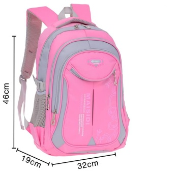 (Imported)BEST-HGHF Top rate Fashion School Backpack Women Children Schoolbag Back Pack Leisure Korean Ladies Knapsack Laptop Travel Bags for Teenage Girls - intl