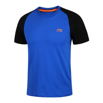 Li Ning ahsj 305-3 short sleeved t-shirt