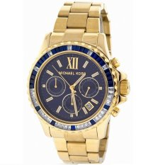 michael kors watches for men michael kors men michael kors everest women s gold blue stainless steel strap watch mk5754