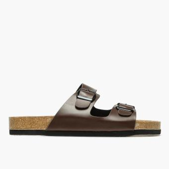 Milanos Mens Miko1 Sandals (Brown)