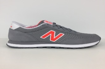 New Balance Q217 LFS TIER 3 501 Men's Sneakers (Gray/Orange)