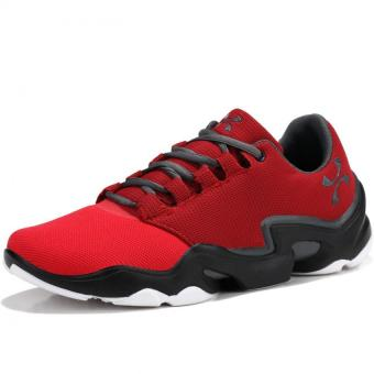 new style mens microfiber basketball shoes outdoor sports