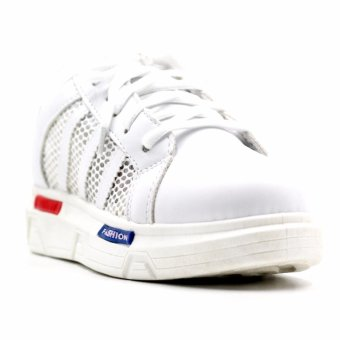 New York Sneakers Eileen Rubber Shoes(WHITE)