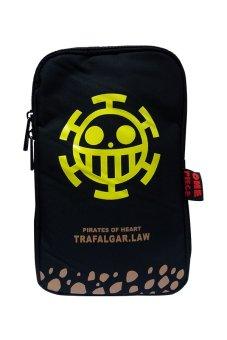 One Piece Heart Pirate Messenger Bag (Black)