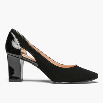Parisian Basic Ladies Harper Pumps (Black)