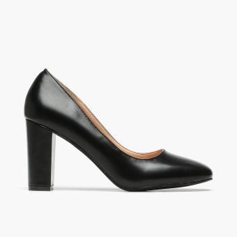 Parisian Ladies Patsy Pumps (Black)
