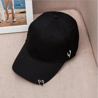 punk gd baseball cap hat dance surge peaked cap black intl lazada ph