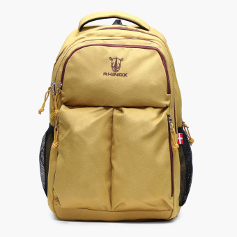 rhinox 043 backpack yellow lazada ph